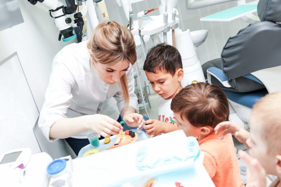 Лечение кариеса молочных зубов picture