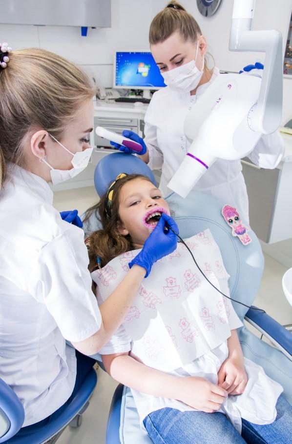 Детская стоматология в Одессе фото